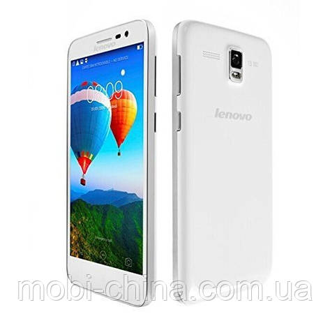 Смартфон Lenovo A8  A808 Octa core 16GB White, фото 2