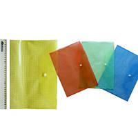 W209(A4) (SDC10458) Папка Цветная 3PC/OPP (без нашей этикетки) 14S
