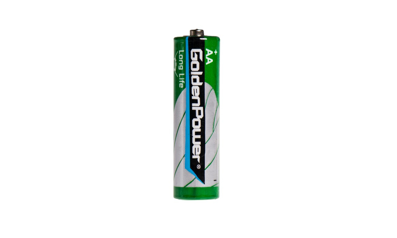Батарейка GOLDEN POWER Long life AA/R6