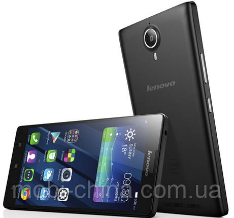 Смартфон Lenovo K80M (P90) 4/64Gb Black  ' ' ' ', фото 2