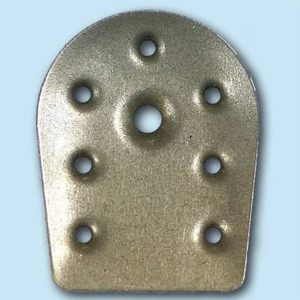 Пластина металлическая (подпяточник)  ПК-87 шт., фото 2