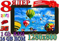 Мощный игровой планшет 8 ЯДЕР,1Gb/16GB ЕВРОПА! ЭКРАН 10.1