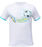 Мужская футболка с вышивкой ГОЛ