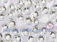 Стразы кристалл 1,6 мм( ss4 )