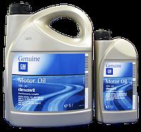 Масло моторное GM Motor Oil 5W-30 (5л) Dexos 2
