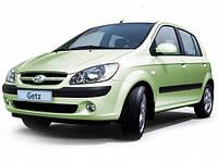 Защита картера двигателя и КПП Хюндай Гетс (2002-2010) Hyundai Getz