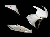 Гоночный оригинальный обвес из 3 частей на Honda CBR1000RR 2012-16