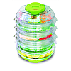 Сушилка для продуктов 350 Вт SATURN ST-FP0113-10салат