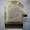 Клетка для попугаев Gemma 50х31х75 (Золотая клетка)