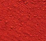 Пигмент красный вишневый Bayferrox 130 (Германия)