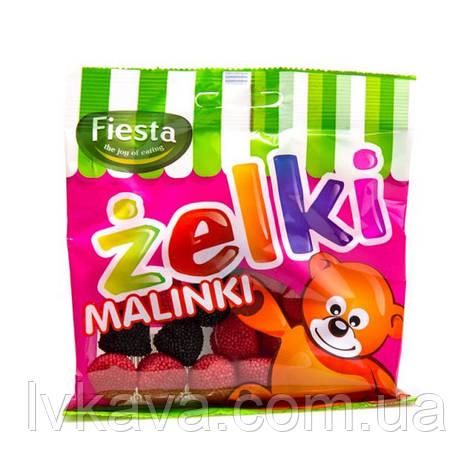 Жевательные конфеты Zelki Malinki , 80 гр, фото 2