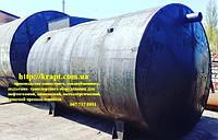 Резервуар для ГСМ  15 м.куб. двустенный подземный