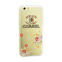 Чехол Lucent Diamond Case for iPhone 5 Chanel​​