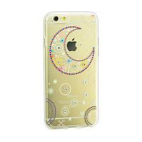 Чехол Lucent Diamond Case for iPhone 5 La Luna