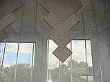 Комплект панельних шторок нануралка молочна, фото 4