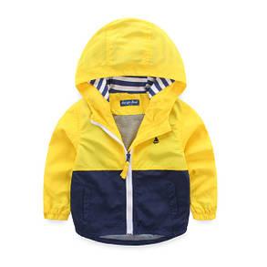 Куртка детская с капюшоном , фото 2