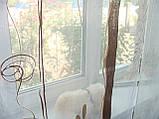 Комплект панельних шторок льон, фото 6