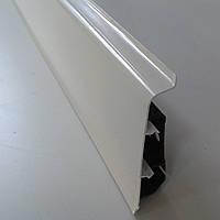 Плинтус пластиковый Arbiton Indo 01 Белый глянец
