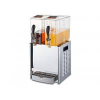Сокоохладитель 2х10 л GGM Gastro SSNC20L