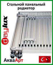 Стальные радиаторы Daylux класс 11 нижнее подключение