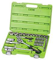 Набор инструмента Alloid 55 предметов (НГ-4055П)