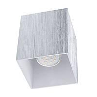 Накладной точечный светильник [ Bantry - 2 Aluminium ]