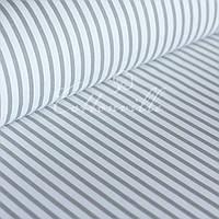 ✁ Відрізи тканини Полоски сірі