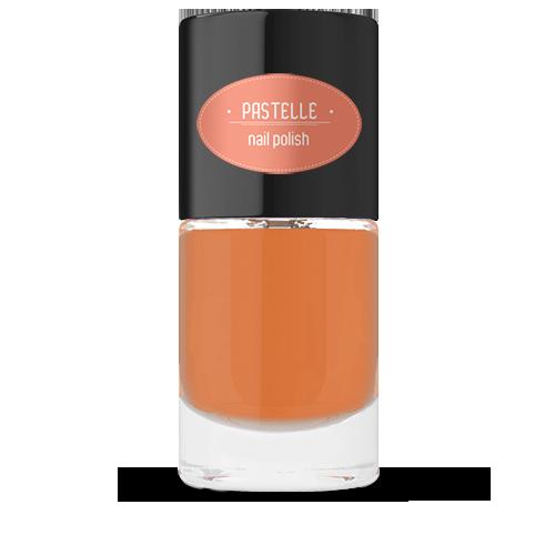 Лак для ногтей LAMBRE PASTELLE NAIL POLISH №01 Сладкий оранжевый