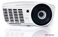 Optoma HD50 DLP FullHD 3D Projector HiFi видео проектор Home Cinema, фото 1