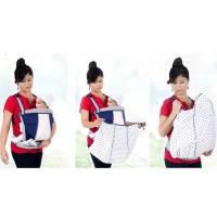 Рюкзак для переноски малыша с чехлом Sevi Bebe