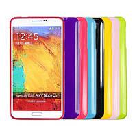 Накладка Goospery Jelly Mercury для Samsung N9000 Note 3