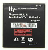 Аккумуляторная батарея на Fly iq443 (BL4253)