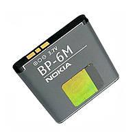 Аккумуляторная батарея на Nokia BP-6M 3250 6151 6233 6280 6288 9300 9300i N73 N73 Music N77 N93