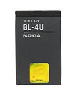 Аккумуляторная батарея на Nokia BL-4U (300 3120c 500 5250 5530 5730 6212c 6216c 6600s 8800 Arte 8800 Sapphire)