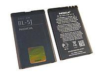 Аккумуляторная батарея на Nokia BL-5J (200 201 5228 5230 5235 5800 N900 X6 C3-00 X1-00 X1-01)