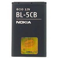 Аккумуляторная батарея на Nokia BL-5CB 100 101 113 1280 1616 1800 X2-05 C1-02