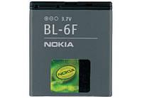 Аккумуляторная батарея на Nokia N78 N79 N95 8GB (Nokia BL-6F)