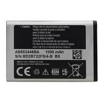 Аккумуляторная батарея на Samsung AB553446BA (C5212 Duos) B100 B200 B2100 C3212 C3300 C5130 C5212 D800 E1130 E1182 E1252