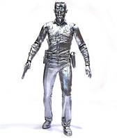 """Фигурка Neca 7"""" T-1000 Liquid Metal Terminator2, фото 1"""