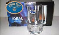 Набор стаканов для воды 250мл Bohemia Ideal Color 20015-Color-250