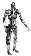 """Фигурка Neca 7"""" T-800 Endoskeleton Terminator2, фото 1"""