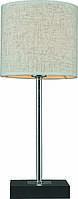 Лампа настольная Altalusse INL-3094T-01 Chrome & Wengue