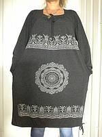 Батальное платье - туника, фото 1