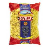 Макарон Divella Anellini №75 500g (шт.)