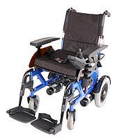Коляска инвалидная с электроприводом «Compact» (ОСД Италия), фото 1