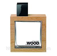 Мужская оригинальная туалетная вода Dsquared He Wood, 100ml tester NNR ORGAP /09-92