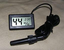 Цифровий вологомір гігро-термометр