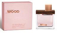 Женская оригинальная парфюмированная вода Dsquared She Wood, 50ml NNR ORGAP /59-82