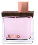 Женская оригинальная парфюмированная вода Dsquared She Wood, 50ml NNR ORGAP /59-82, фото 2