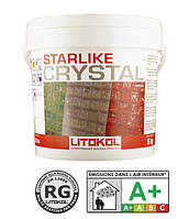 Затирочная смесь Litokol Starlike Хамелеон (Crystal)